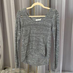 Original Gilly Hicks Hi-Low Sweater